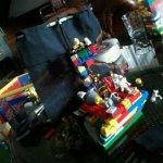Gabó lego kalózhajója