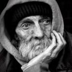 Amikor a hajléktalan a hajléktalan farkasa