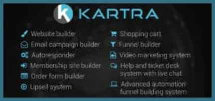 Get Kartra today