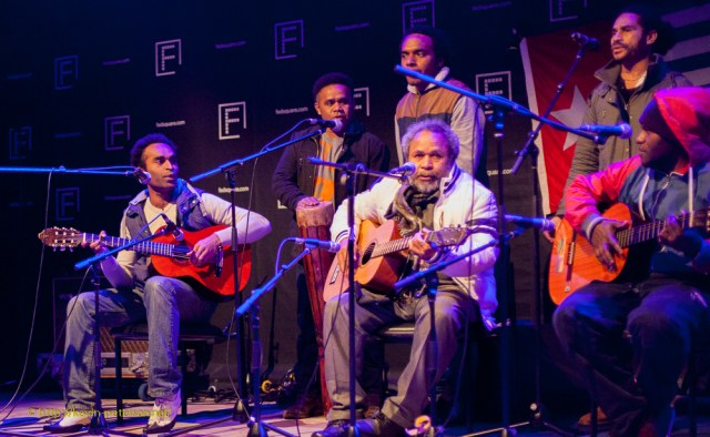 Black Orchid String Band - West Papuan Music that markes the struggles of the country and promoting cultural diversity and unity.
