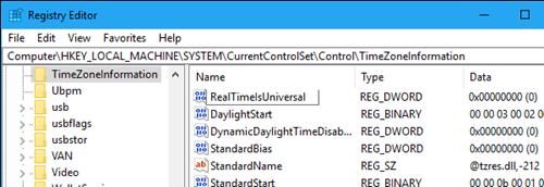 I-reset ang mga petsa at oras kapag lumipat ng mga operating system