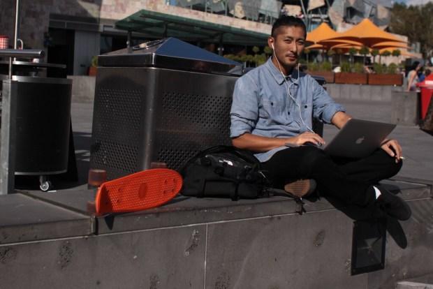 Transformation digitale : un digital worker push son dernier commit avant d'aller manger un bagel