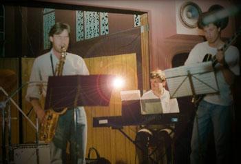 Dave Edge Quintet 1988