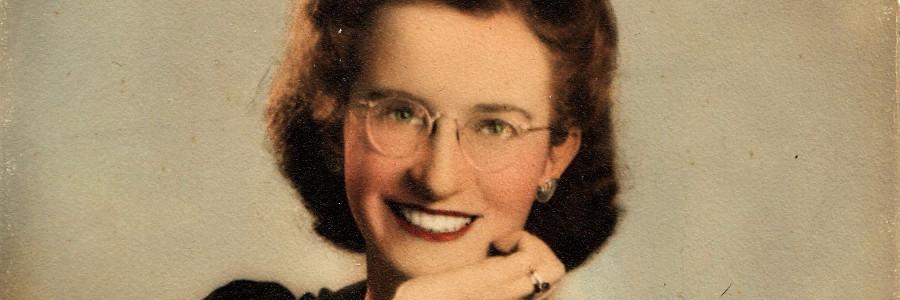 Grand Aunt Janice