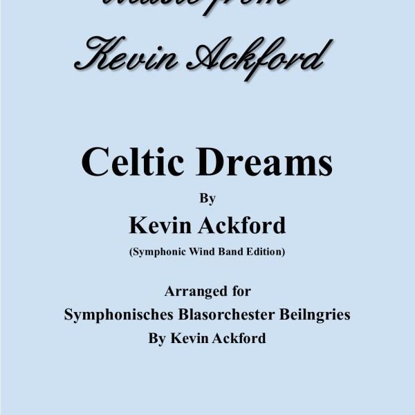 Celtic Dreams Score Cover