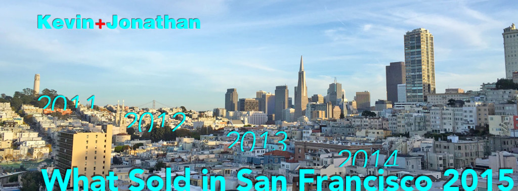 SF 2011 - 2015 Stats
