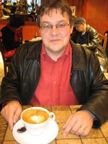 Kevin Marks, author of the weblog Epeus Epigone, software engineer and principal engineer for Technorati. 11 February 2006 SourceDavid Sifry http://www.flickr.com/photos/dsifry/101236723/
