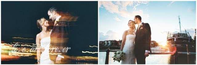 Riverstation Bristol wedding