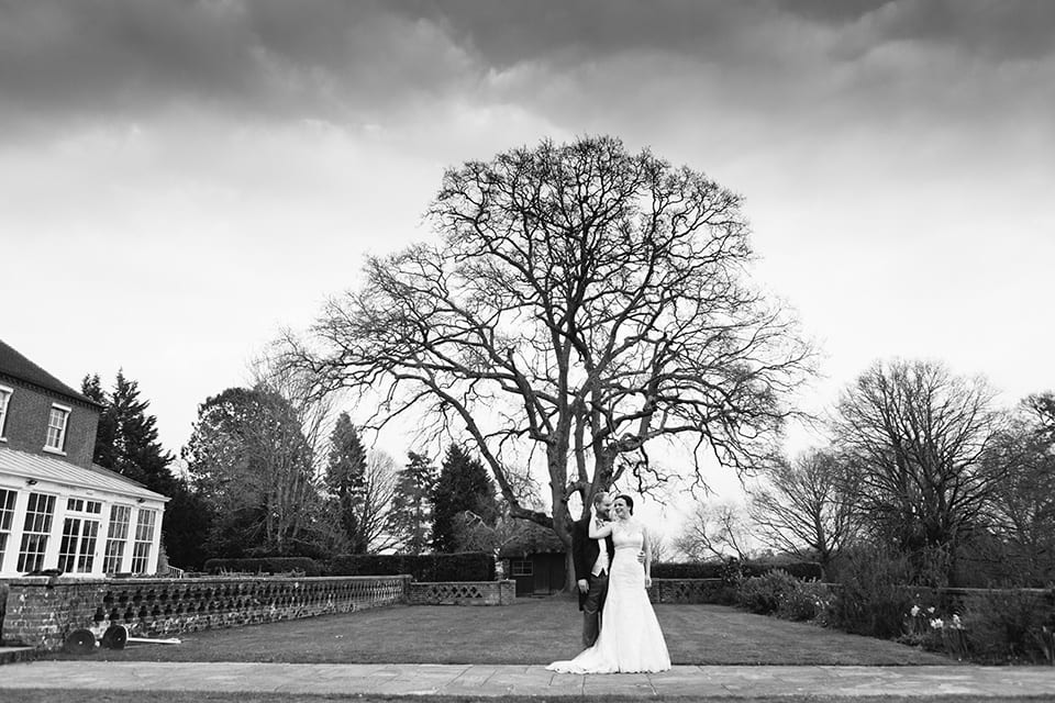 Bartley Lodge, New Forest Wedding venue