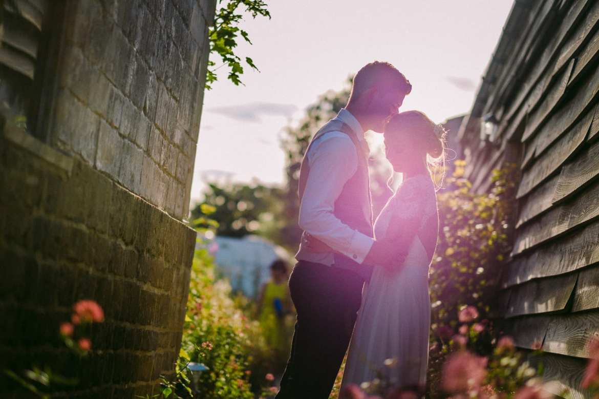 Priors Tythe Barn Wedding