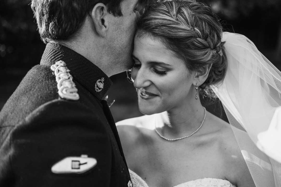 Salisbury Military wedding