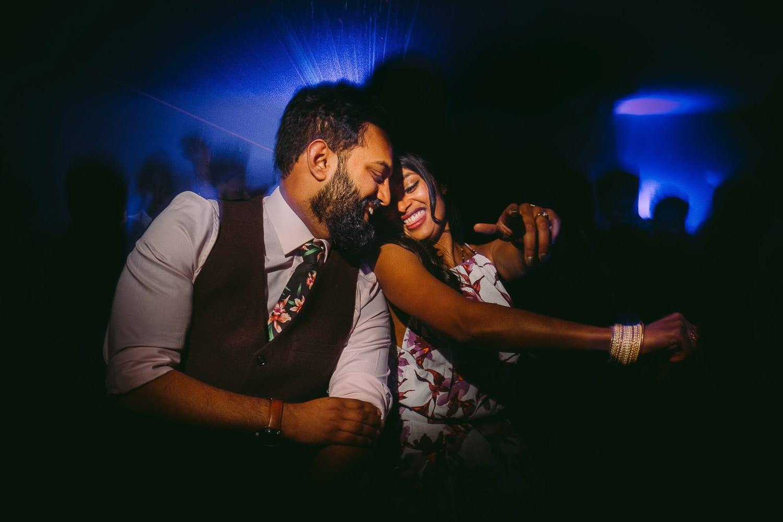 Bride and Groom dance at Matara