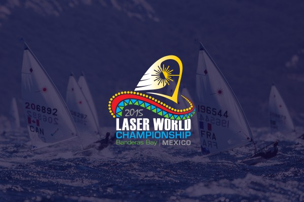 Laser World Championship Mexico Bid Logo Cover