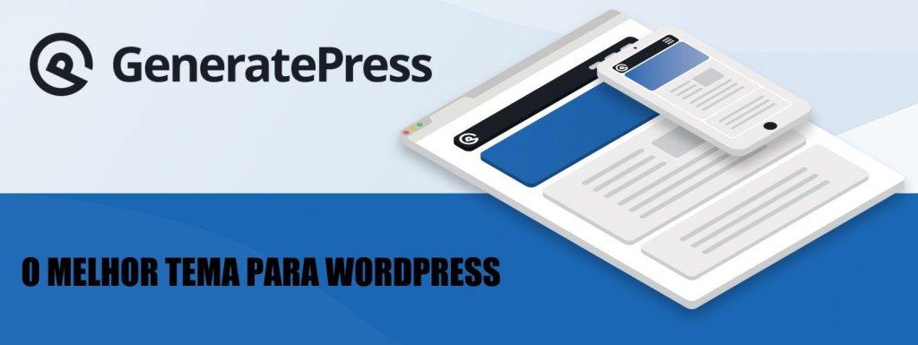 Generatepress - o melhor tema de wordpress - header generatepress