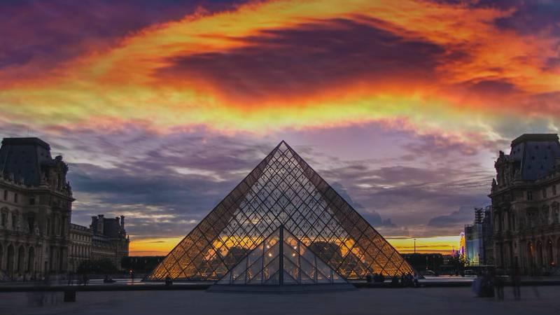Os melhores cursos de fotografia online - piramide