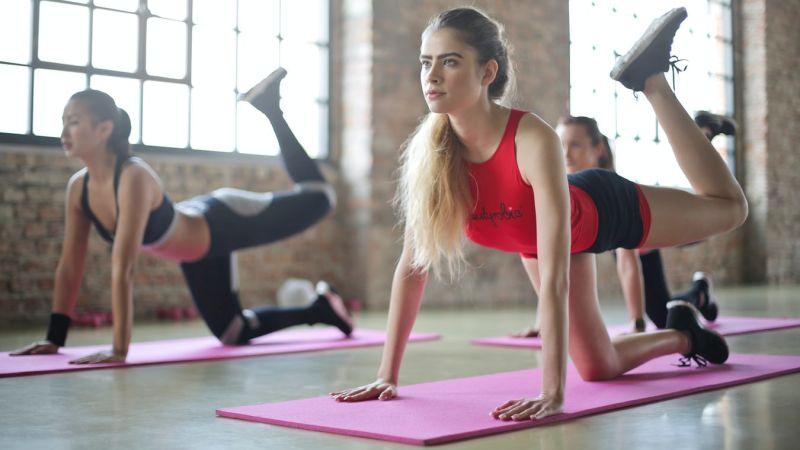 Cursos online para treinar e malhar em casa - curso fitness 4