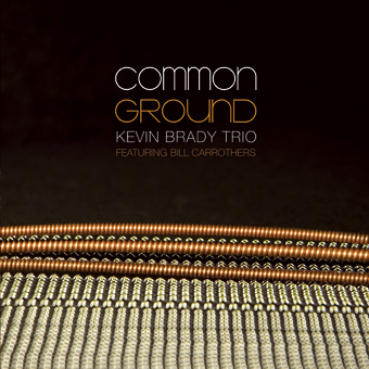 The Kevin Brady Trio featuring Bill Carrothers Common Ground cover