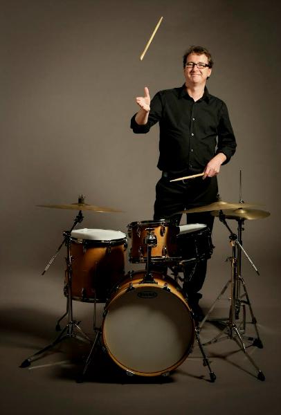 Kevin Brady Jazz Drummer