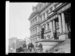 FDR 1918