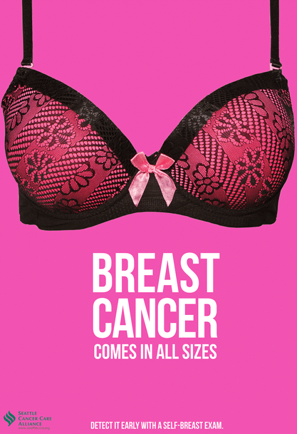 Breast Cancer Awareness Campaign « Kevin Calhoun Designs