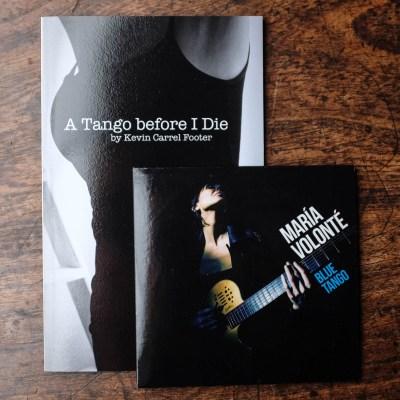 Blue Tango + Book
