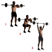 Burn Fat By Lifting Weights (1/4)