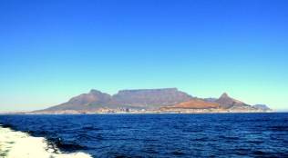 Table Mountain & Cape Town