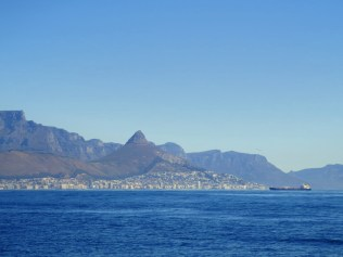 Cape Town Bay View