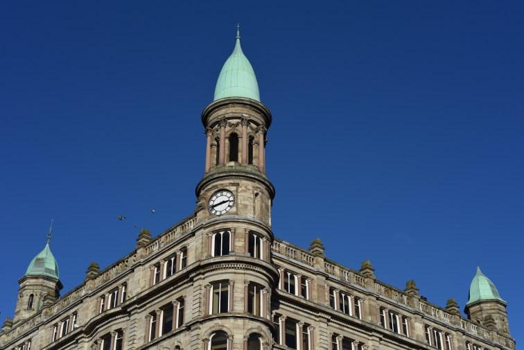 Robinson Cleaver Building Belfast.