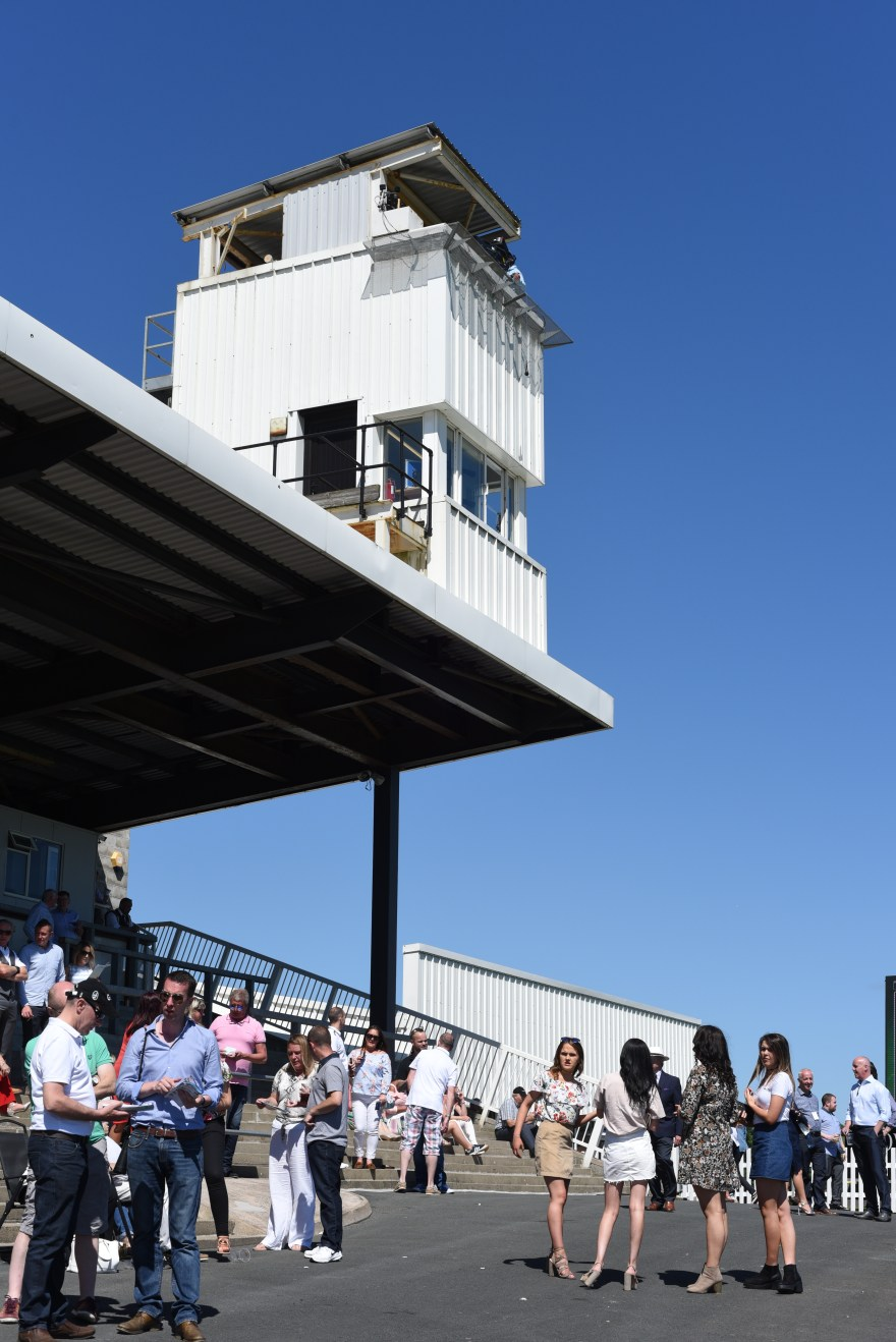 Viewing tower
