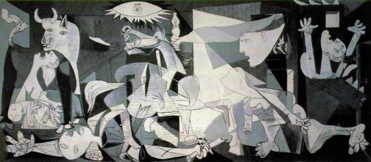 guernica - as political statement