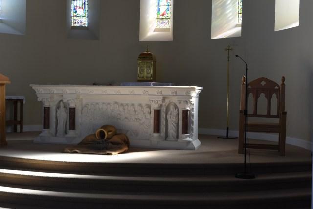The Altar.