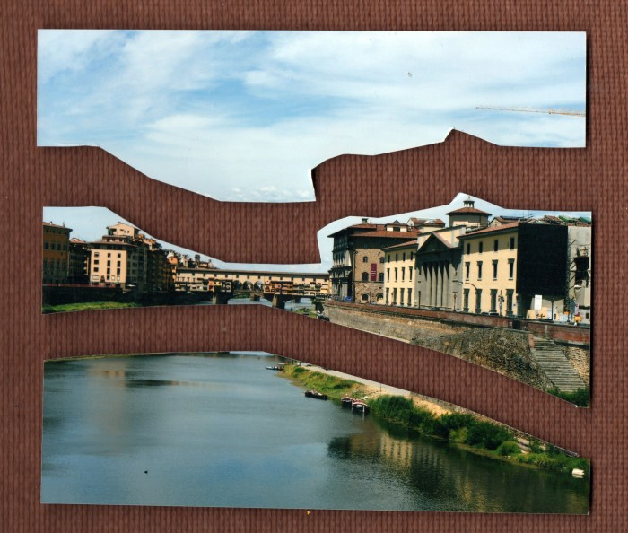 Arno_3.1. Photographic cut-out. (after Matisse).