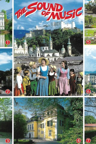 #Salzburg & The Sound of Music Tour.