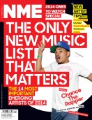 Chance The Rapper // NME: https://kevinegperry.com/2014/01/07/artists-of-2014-chance-the-rapper/