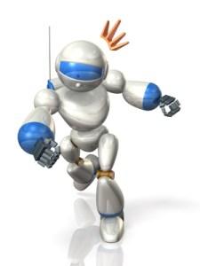 Robot Fighting Image