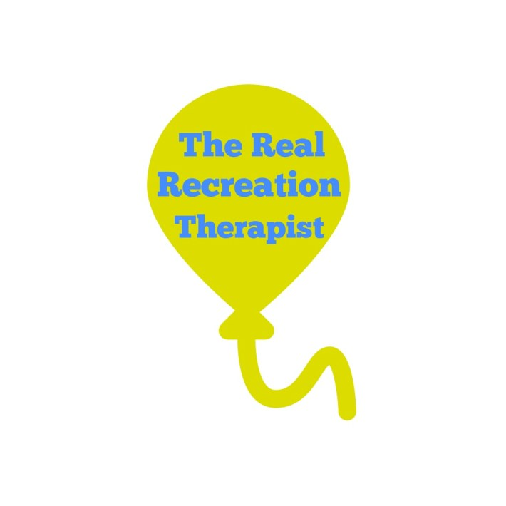 logo image of the real recreation therapist blog