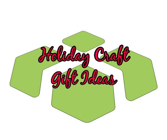 holiday craft gift ideas title image