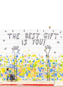 the best gift is you image