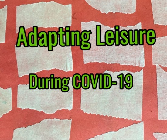 adapting leisure activity title image