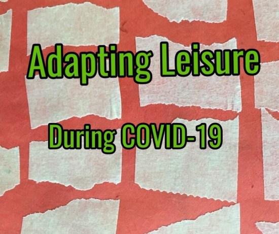 adapting leisure activity title image