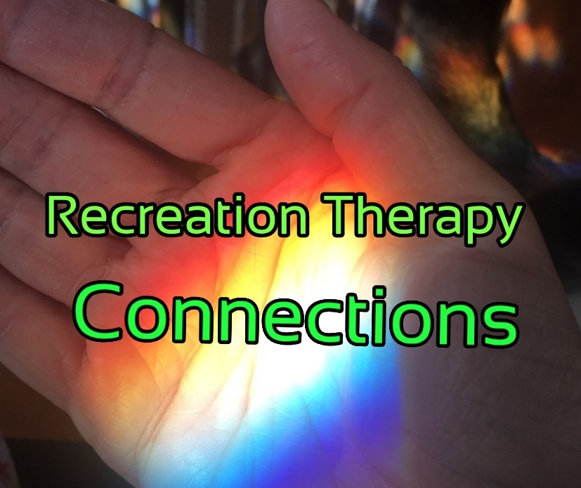 recreation therapy connections title image