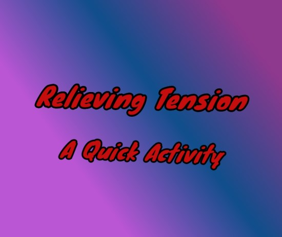 relieving tension title image