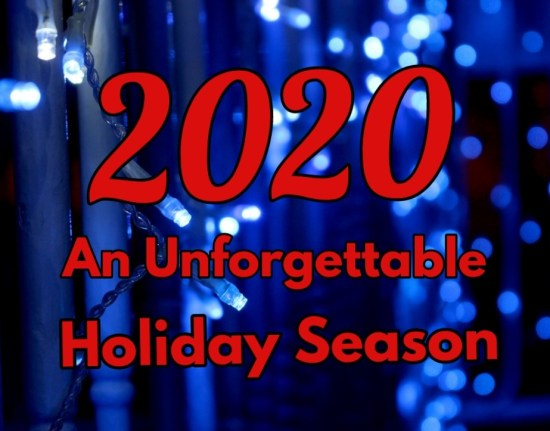 title image and unforgettable holiday season