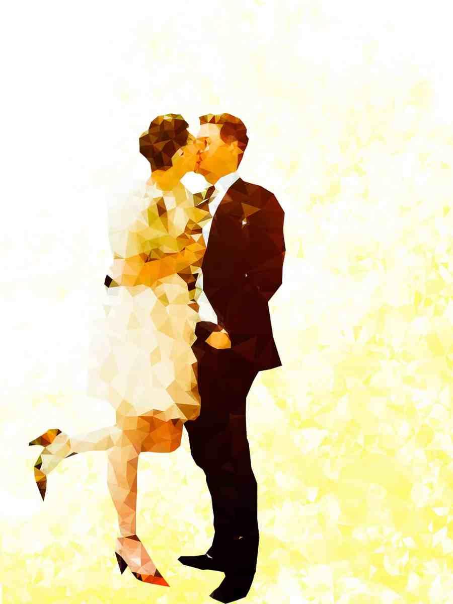 Bespoke Wedding Portraits by Kevin Halfhill