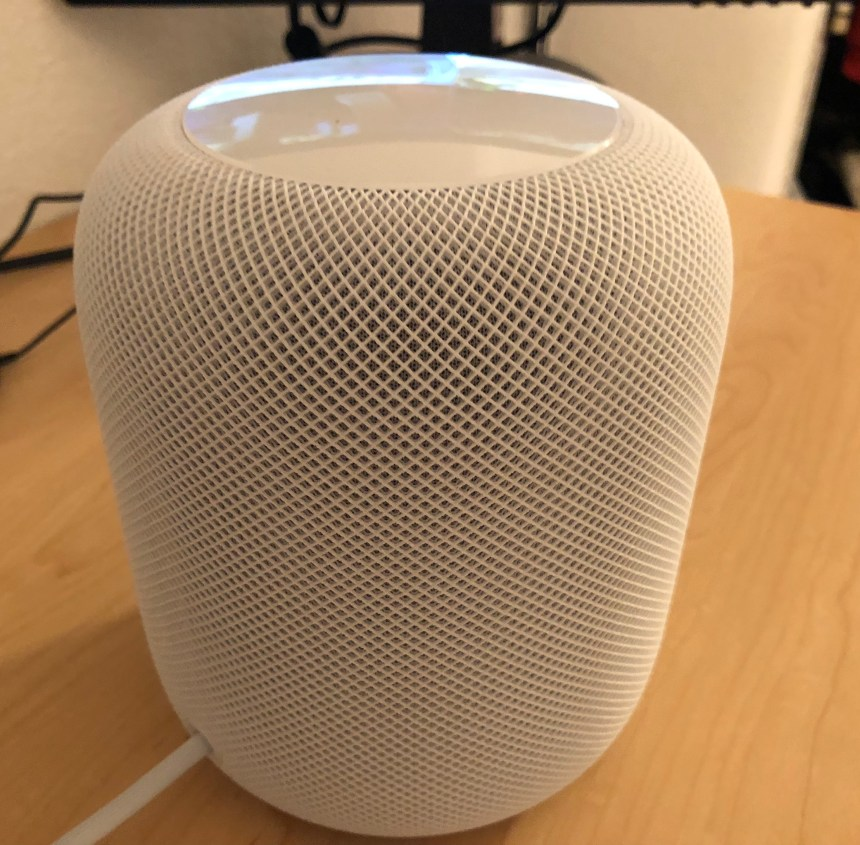 Kevin's HomePod