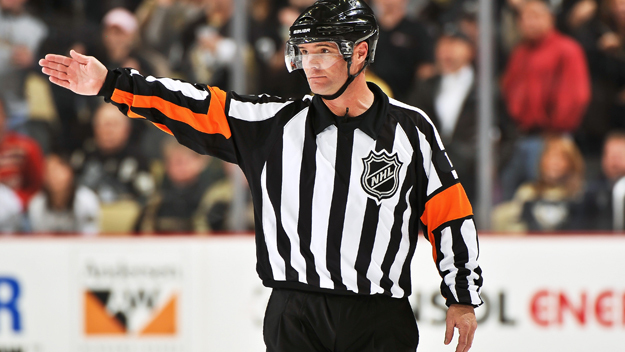 nhl-officiating