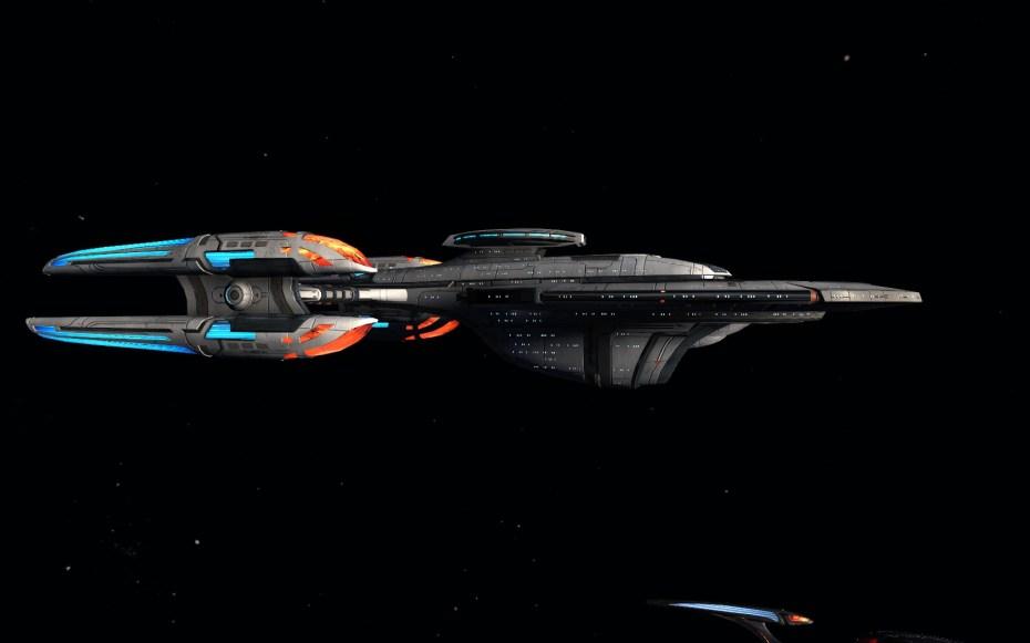 """STAR TREK ONLINE - Manticore Destroyer class"""""""