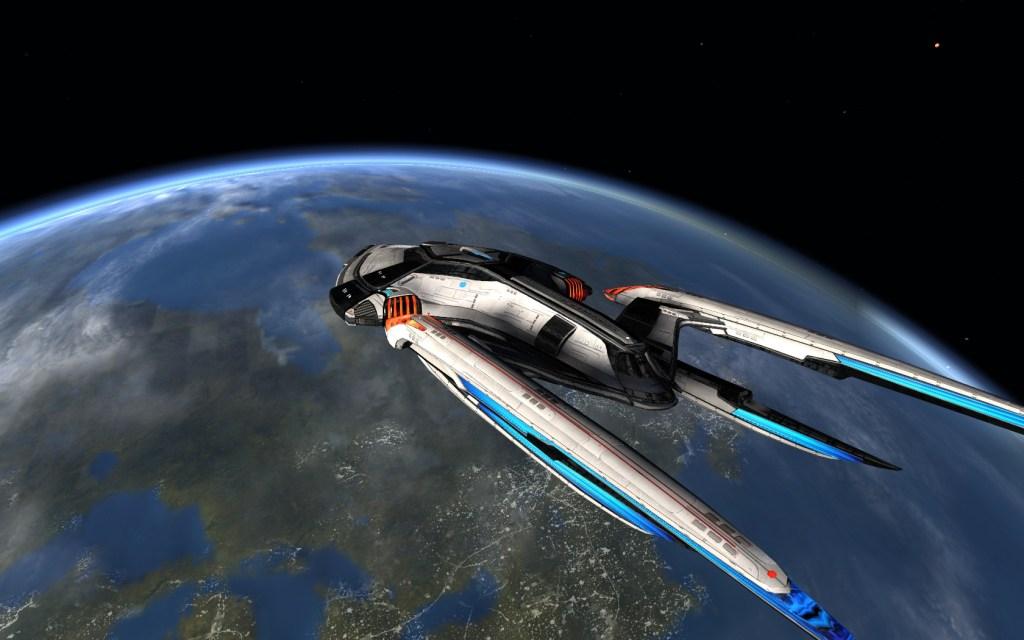 STAR TREK ONLINE - Tier Six Fleet Hestia Class….