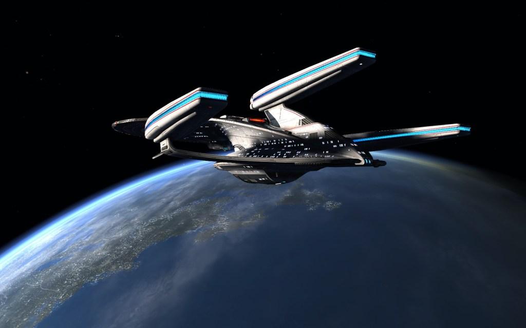 STAR TREK ONLINE _ fleet tier six yamato dreadnought class